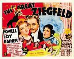 Biography of Florenz Ziegfeld -- Ziegfeld Follies Impresario
