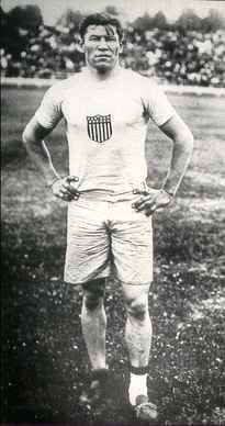 Jim Thorpe -- The Über-athlete