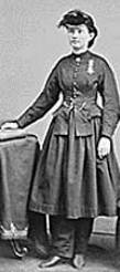Mary Edwards Walker -- The only woman who has ever won the Medal of Honor