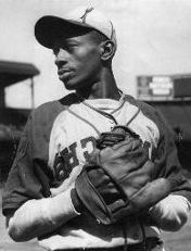 Satchel Paige --  Negro League Pitcher